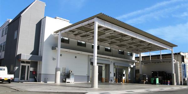 マルサン鈴木商店 社屋