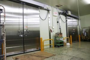 大型冷蔵・冷凍庫